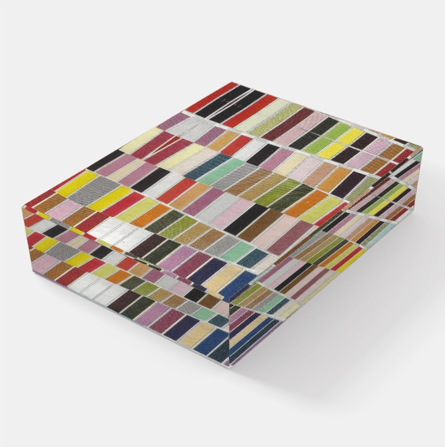 muted multicolor swatches paperweight from Zazzle.jpg