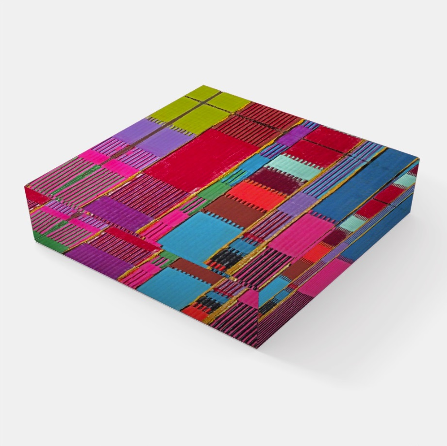 chromatic quilt paperweight from Zazzle.jpg
