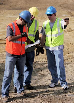 Safety Vests — Rice General, Inc.