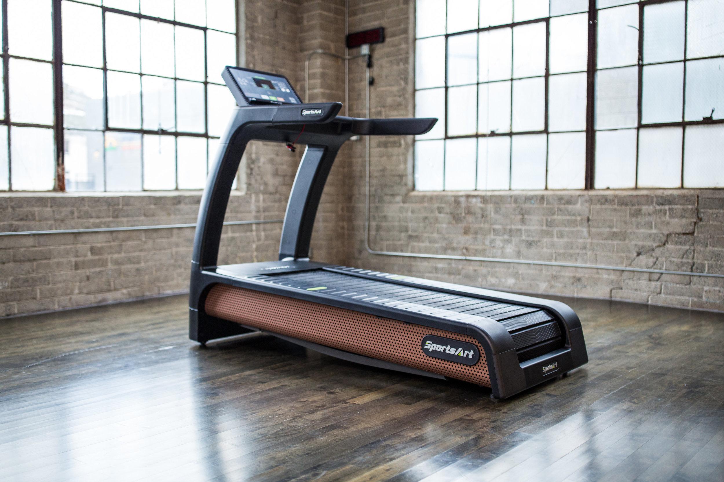 eco treadmill biofit gym designers SportsArt Verde Treadmill.jpg