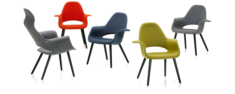 biophilic design organic design eames chair