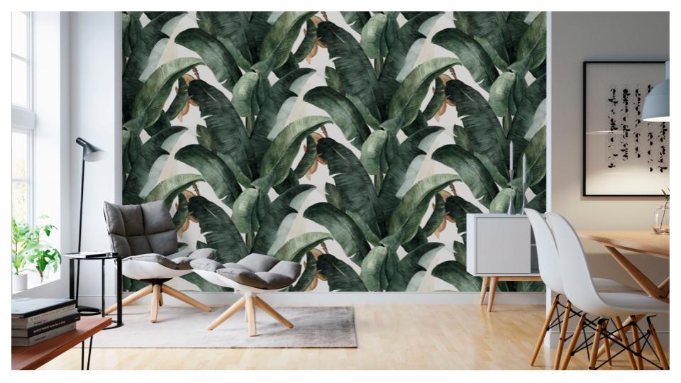 Botany Banana Número de artículo: e30100 Photowall