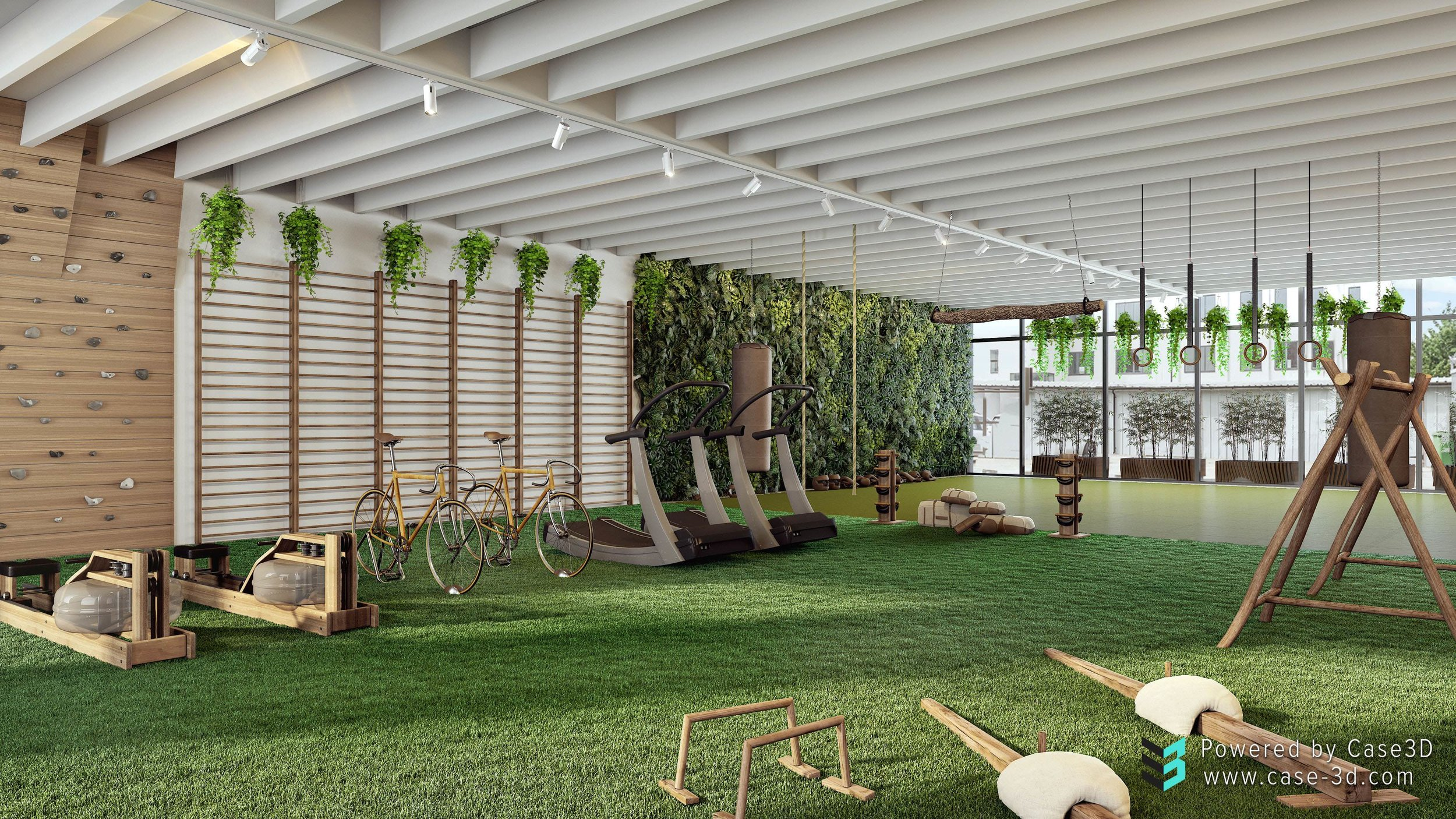 biofit outdoor gym design biophilia biophilia eco sustainable green
