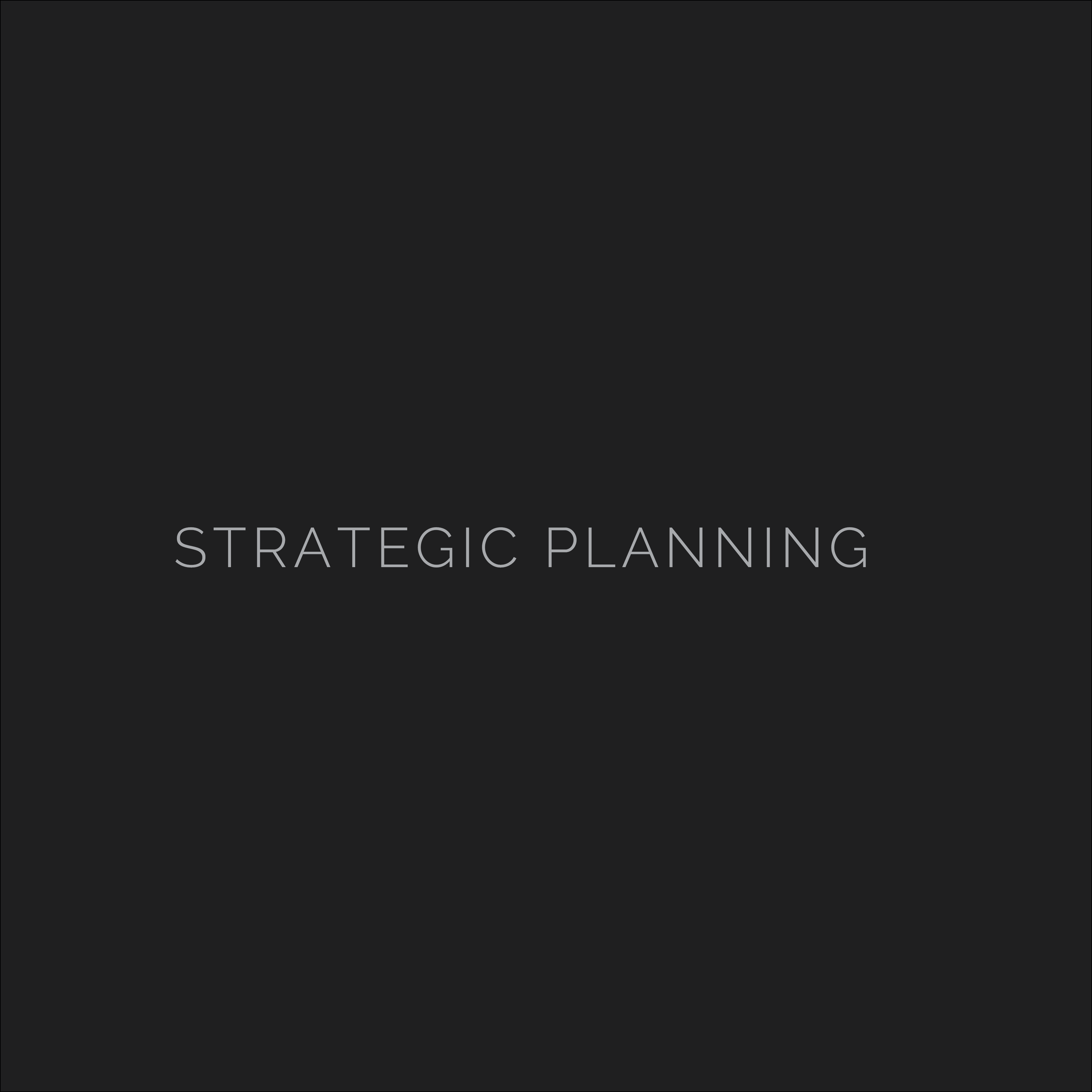 Competitive Positioning<br>Annual Business + Campaign Planning<br>Stakeholder Mapping<br>Ambassadorships + Partnerships