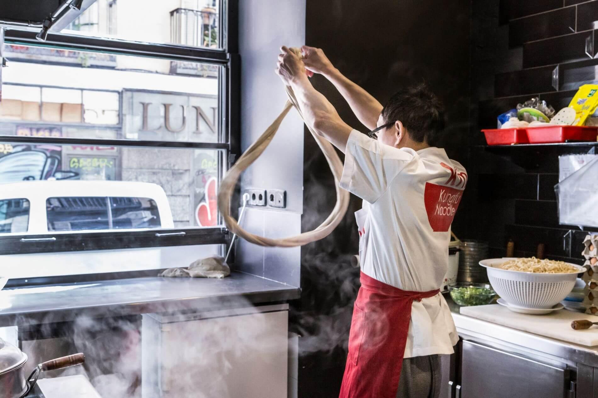 Kungfu Noodle & Dim Sum