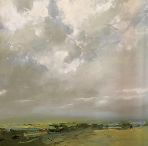 Celadon Landscape