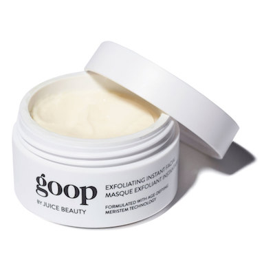 Exfoliating mask by Goop
