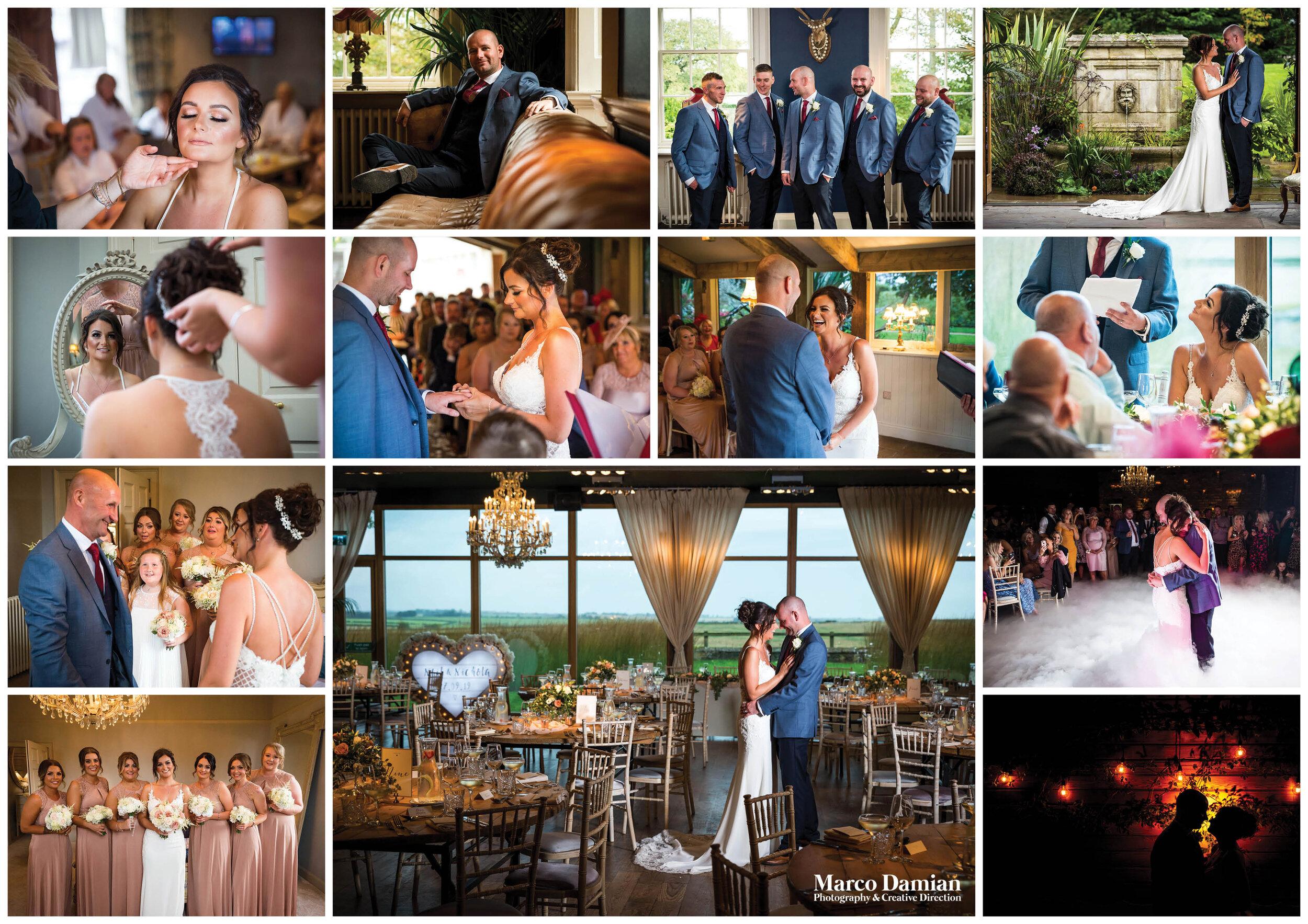 Newton Hall Wedding Photographer