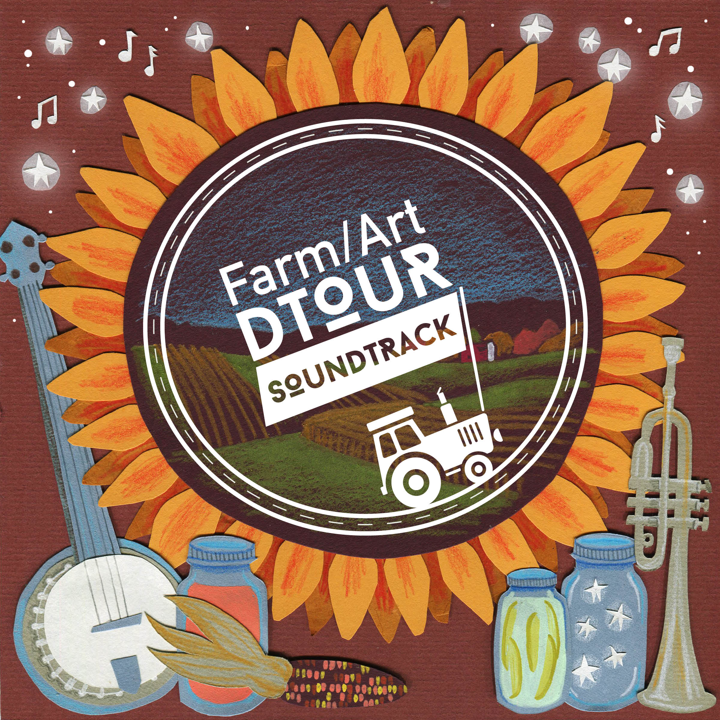 Wormfarm Institute | Farm/Art DTour Soundtrack   2016