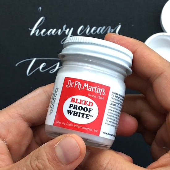 bleedproof white ink for calligraphy.png
