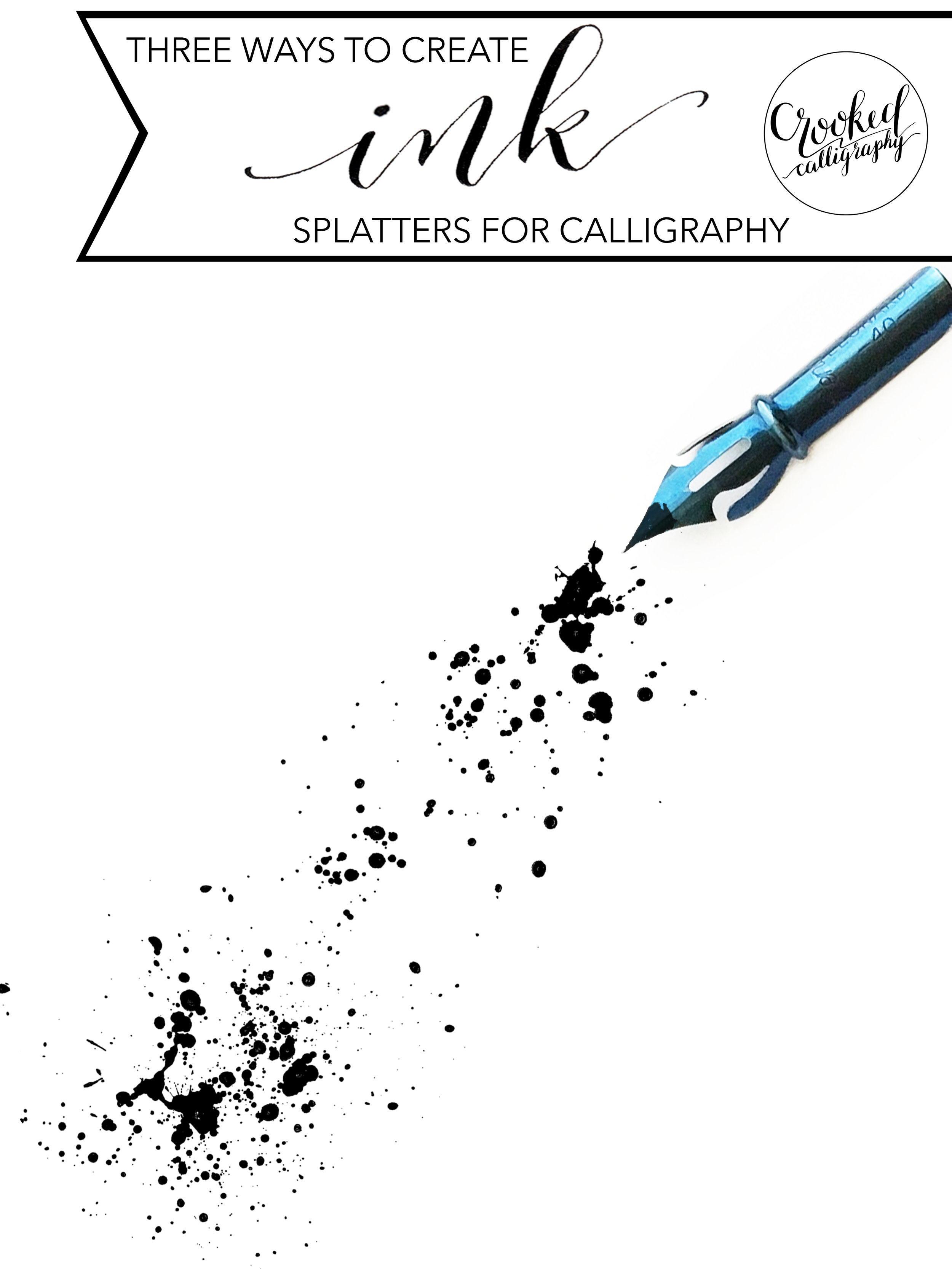 Ink-Splatters-for-Calligraphy