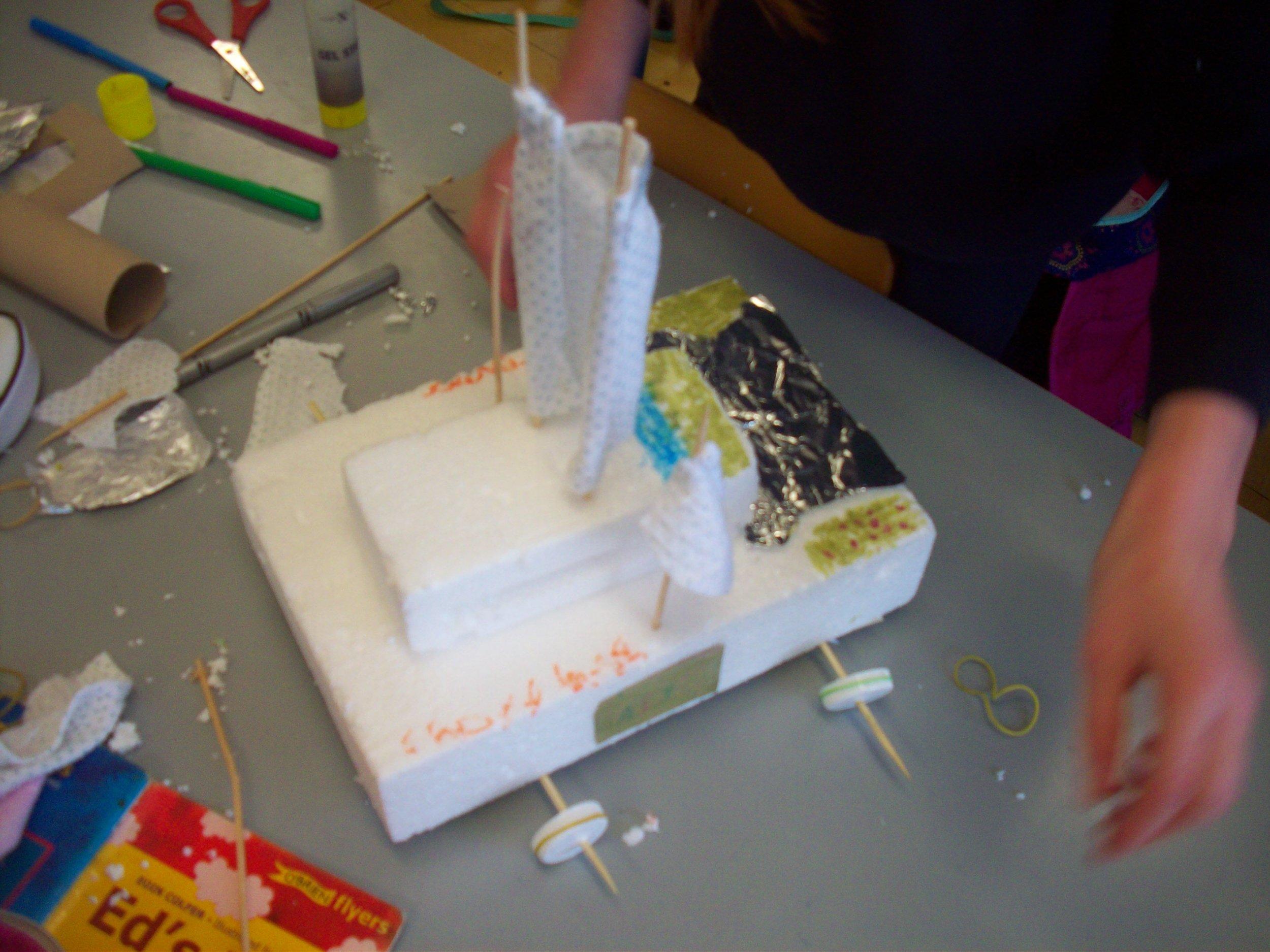 Ms. Hodnett - Science project