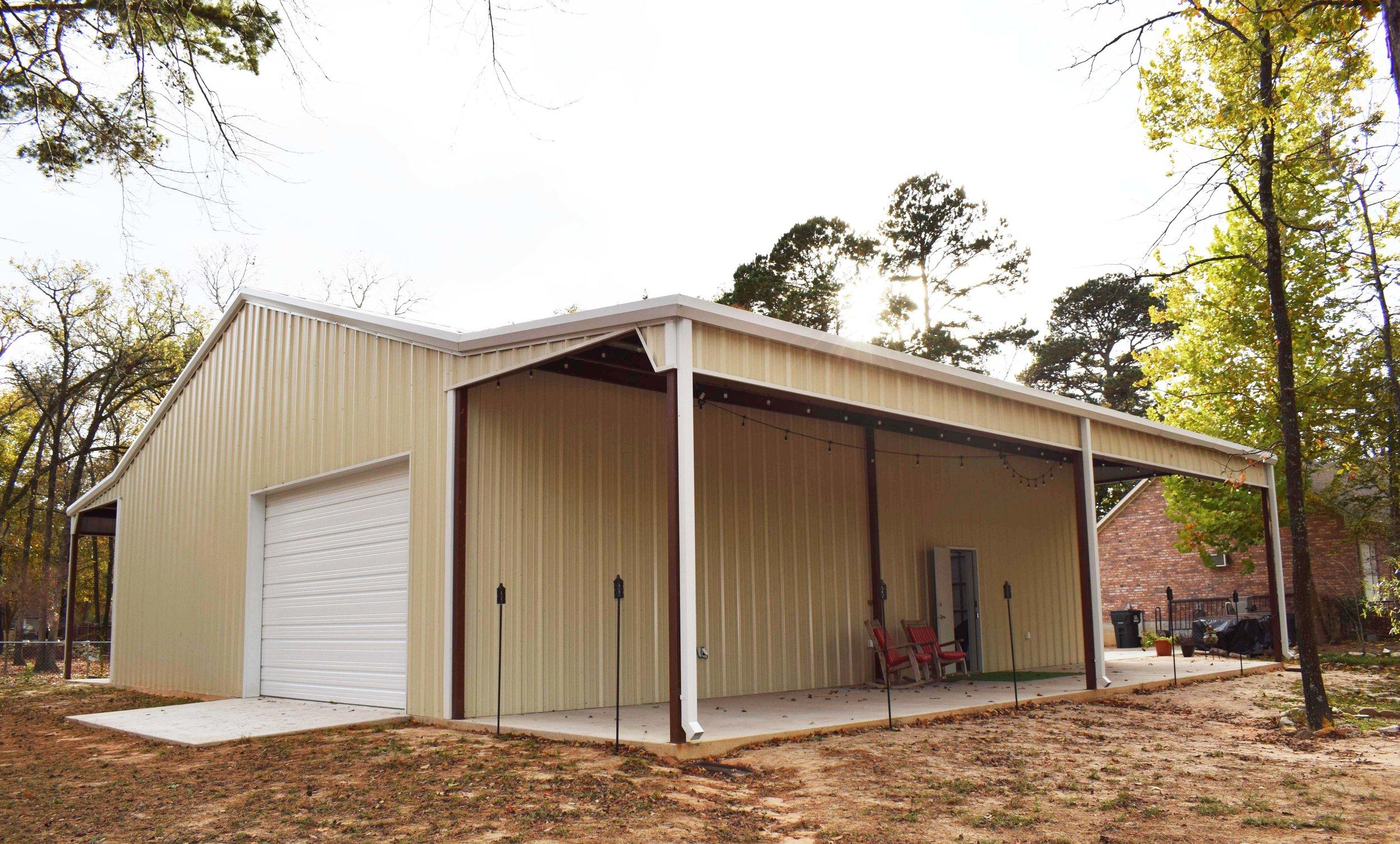 steel-buildings-in-east-texas-turnkey