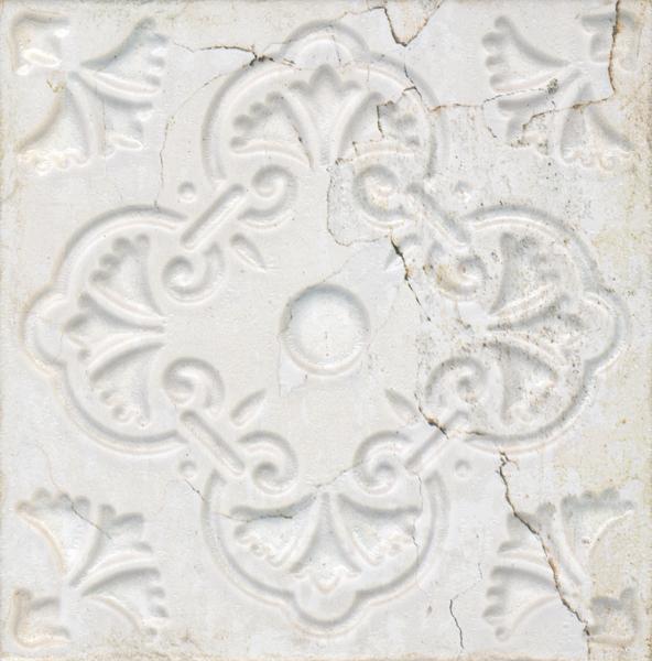 White Ornate