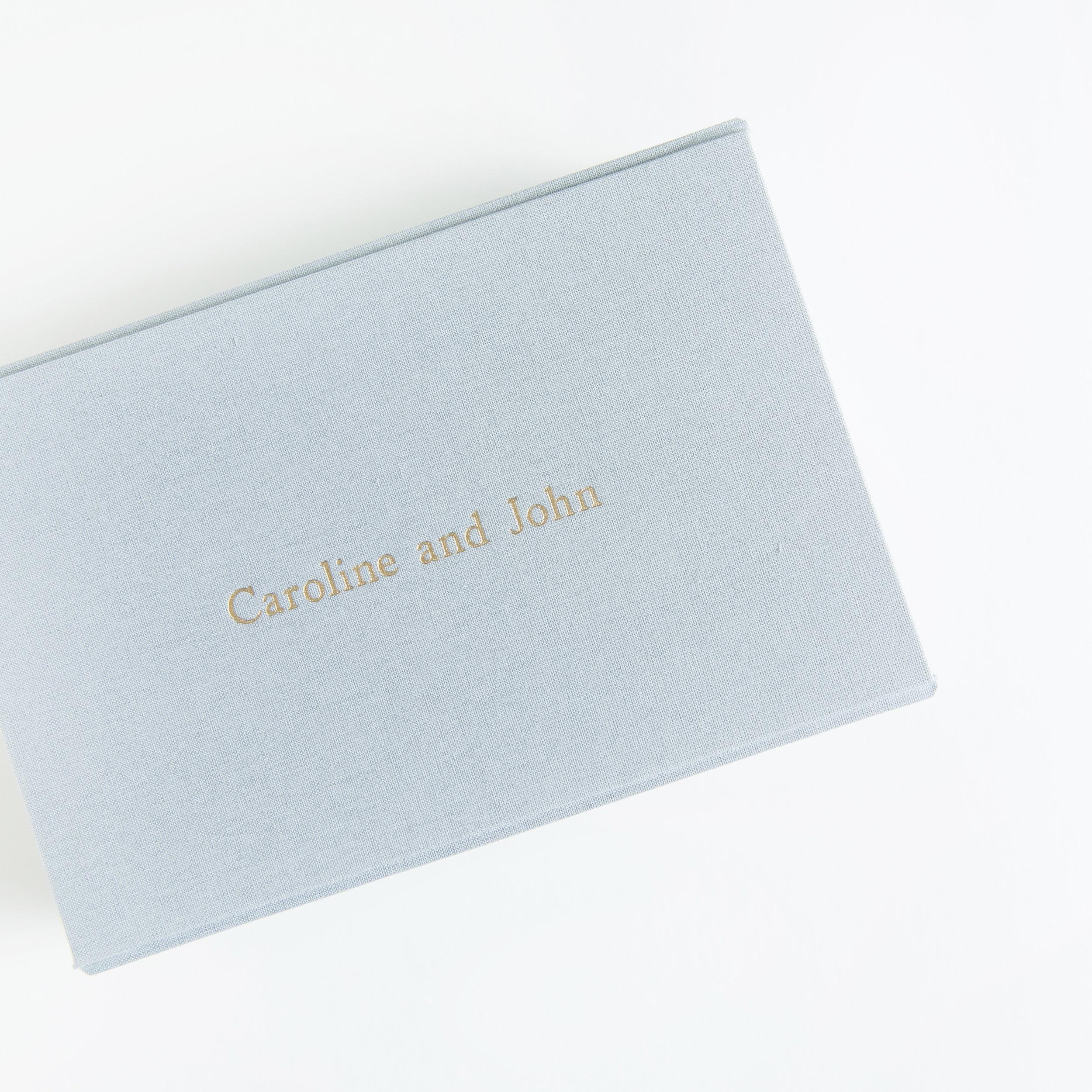 LuxBindery-SinglePrintBox-Silver-GoldImprinting.JPG