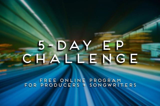 t-minus 6 days until the next EP challenge begins!! link in my bio to join a group of over 600 artists, songwriters and producers on a quest to create four new songs in 5 days, with daily videos and resources to help you along the way ⚡️ this is a really unique opportunity to test your writing limits and stretch outside of your creative comfort zone while being supported in a safe environment, so don't be shy if you're curious about the experience and want to sign up! all genres/experience levels are welcome ⚡️ I'm also SO EXCITED to announce that we have two guest leaders joining us this round -- @jnthnstein and @amyd_music will be offering their guidance and support via some very fun facebook live videos with me, so be sure to come prepared with questions to send their way! see you in the challenge group ⚡️
