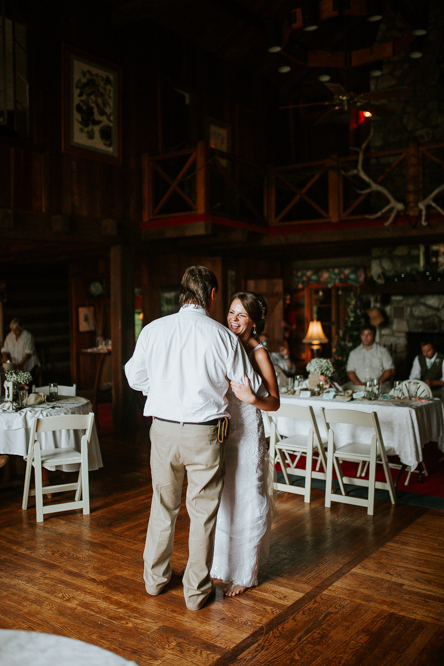 Emily + Jacob Photography | Memphis Tennessee Wedding Photographers | Ethan and Shana | An Intimate Mountainside Wedding | gatlinburg-tennessee-wedding-photographer-an-intimate-mountainside-wedding-rustic-cabin-bride-and-groom-in-creek-modern-portraits