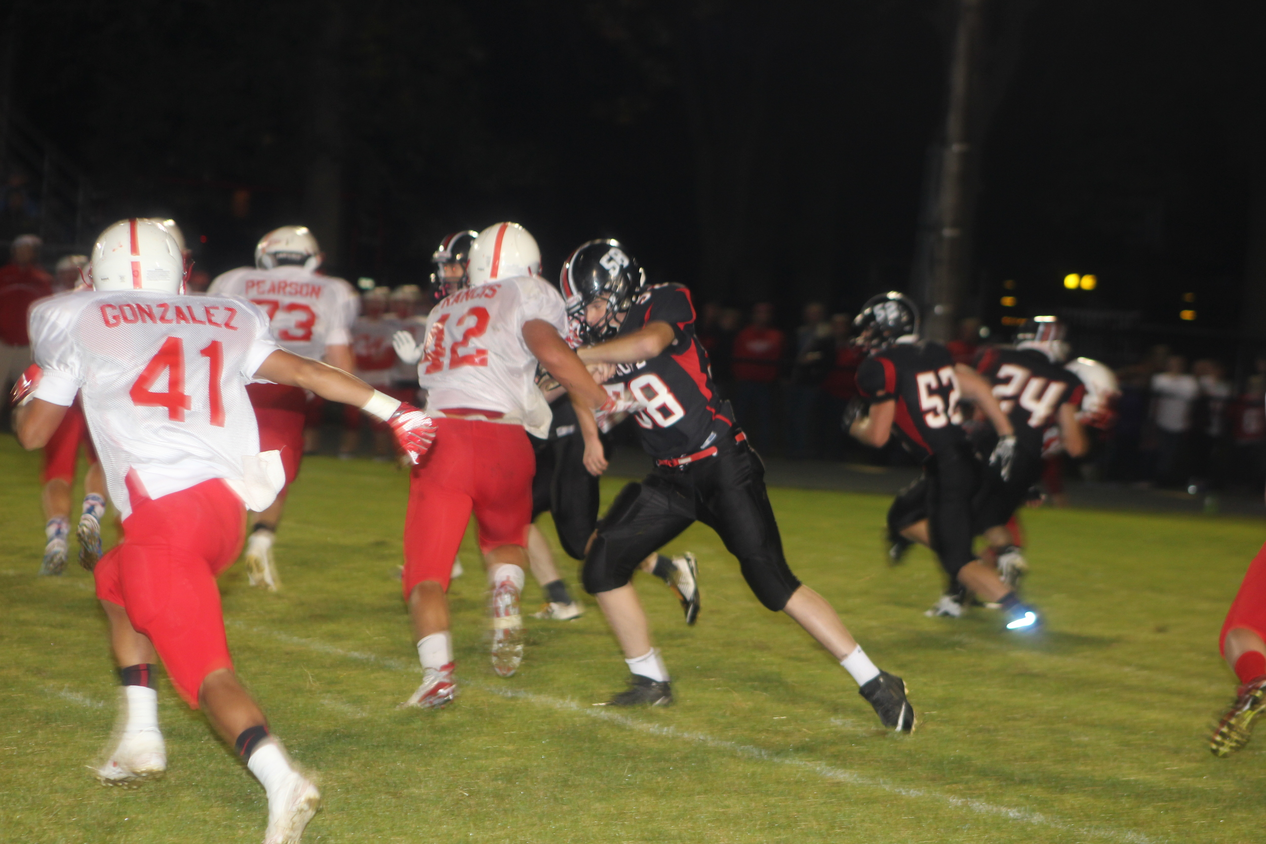 Clarion Cowboys Football -Photo Credit Wright County Monitor