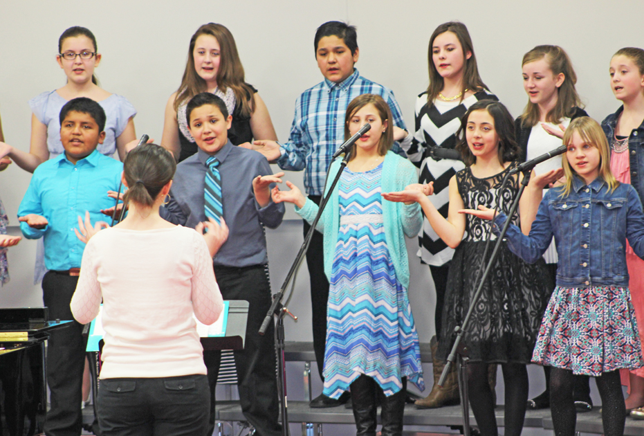 Clarion Choir -Photo Credit Wright County Monitor