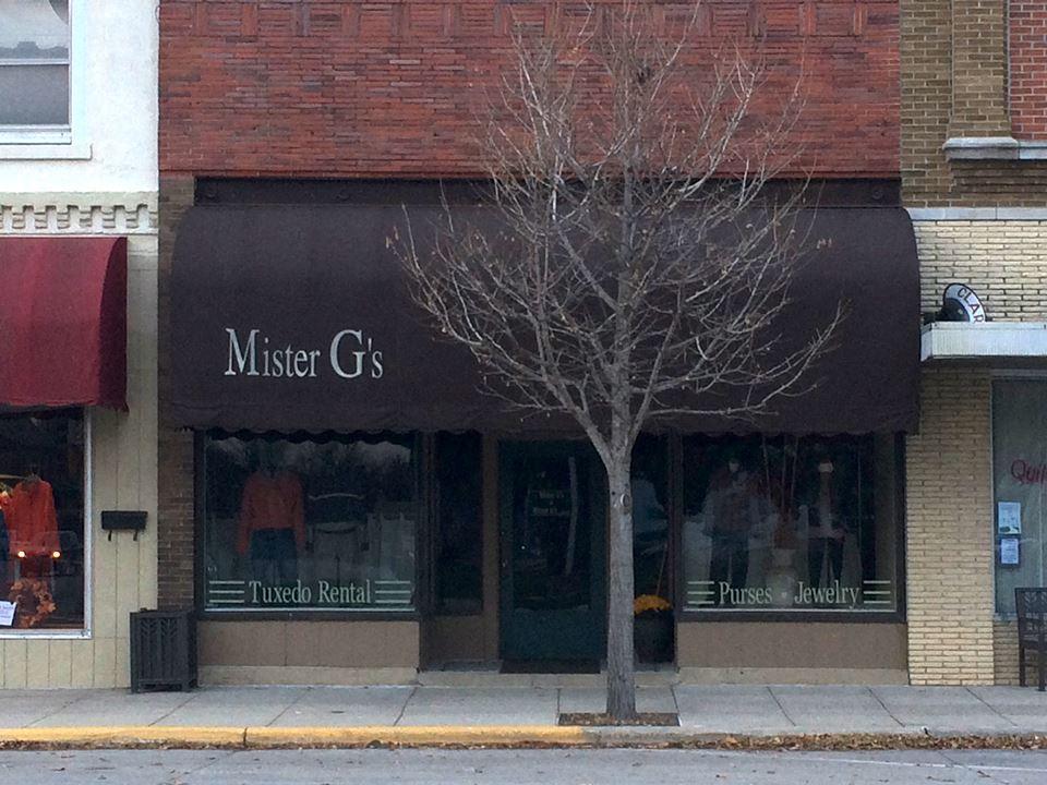 Mister G's — Clarion Chamber & Development