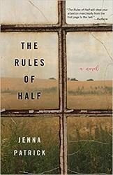 Finalist   The Rules of Half   by Jenna Patrick Sparkpress