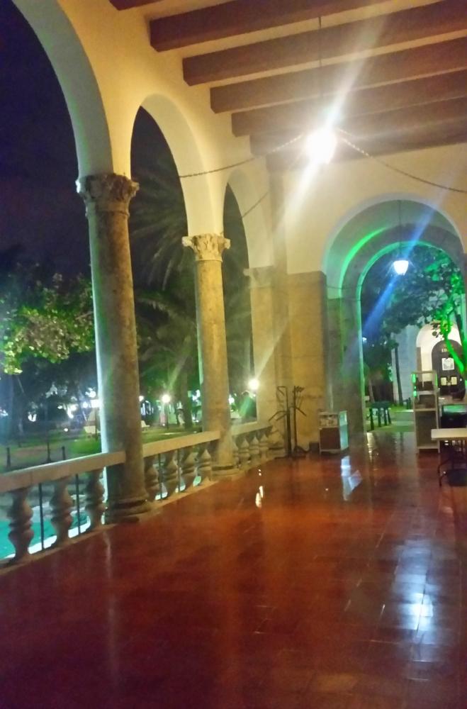 Hotel Nacional veranda, Havana