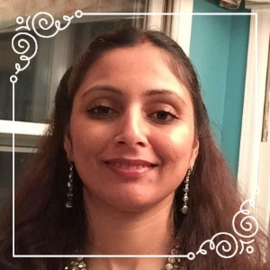 "SALONI MATHUR    Saloni received her Bachelor of Science degree from Delhi University, India. She completed Early Childhood, Montessori training from the Princeton Center for Teacher Education and was certified by the American Montessori Society. She is a mother of two young ""Montessorians""."