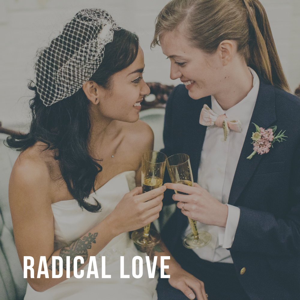 Jasmine talks with Catalyst Wedding Magazine's Editor in Chief, Liz Susong, about long distance marriage, racism and sexism in the wedding industry, making peace with discomfort, and finding more reasons to celebrate.   LISTEN NOW   Cover Photo by Betty Clicker