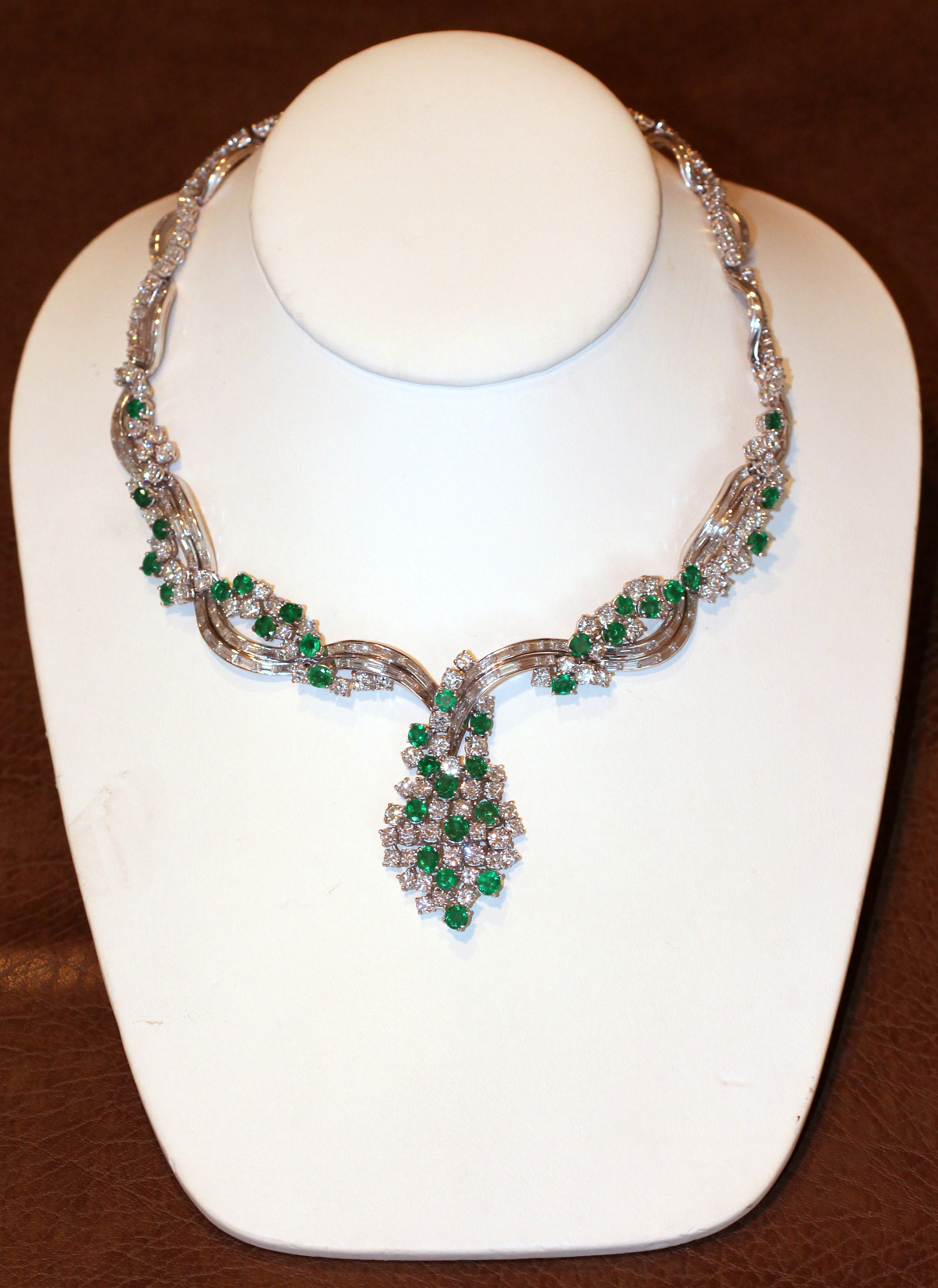 """Charles Vaillant - """"Wave"""" Necklace"""