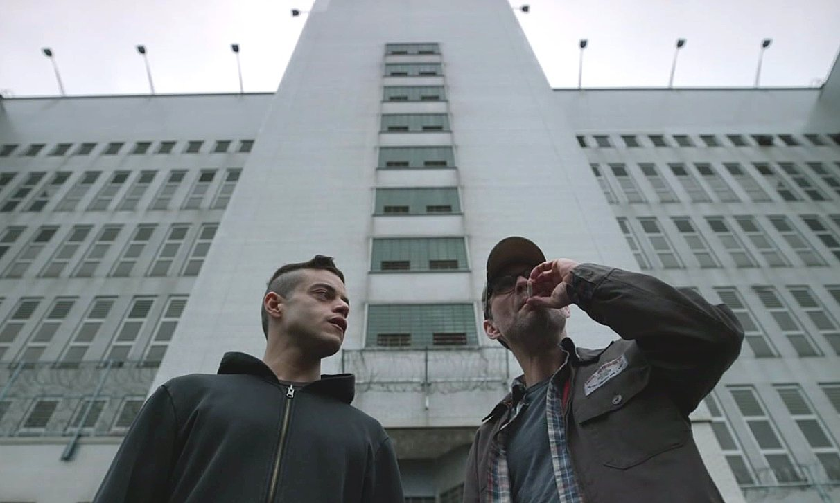 Mr. Robot , Visual Reference