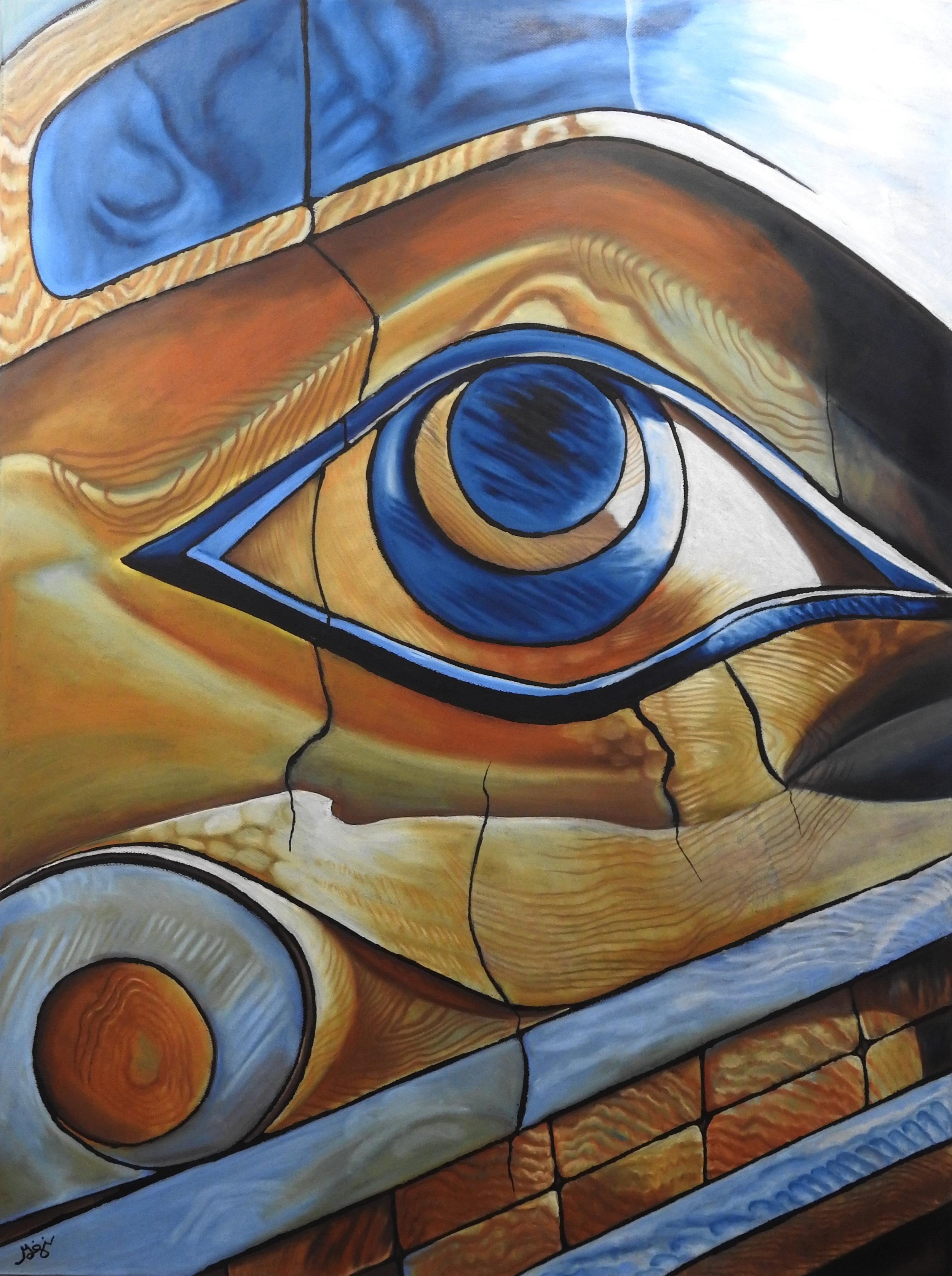 Transformation Eye