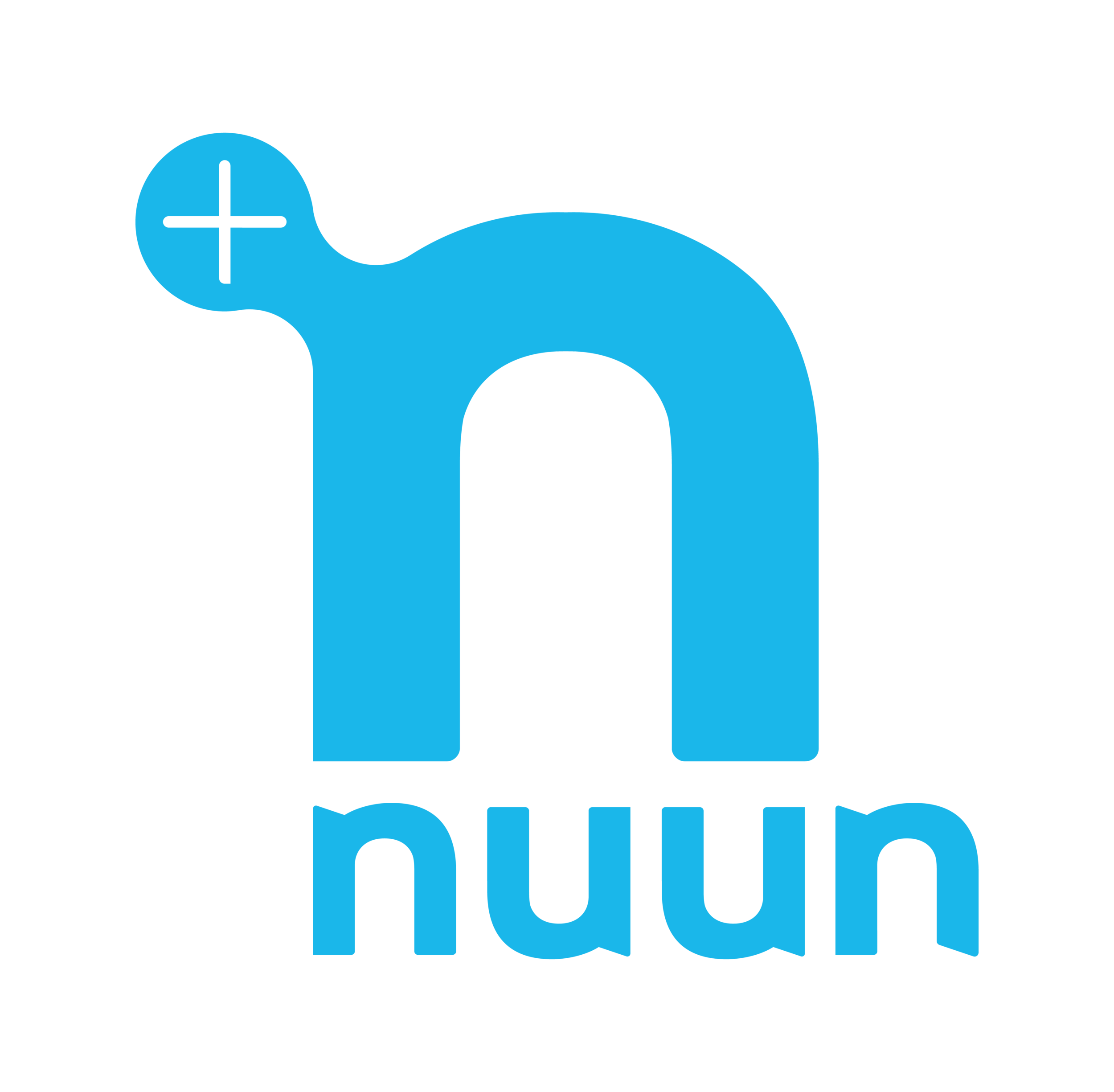 Image: the Nuun logo
