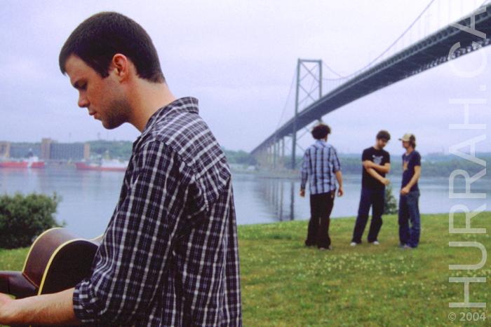 HurraH, Wintersleep, Halifax, Nova Scotia, Canada, Music, Andrew Herygers, Muzik Etc., Idea of the East, Sabian, Gretsch, Laurence Currie, Atlantic Canada, Dependent Music,