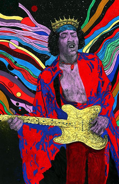 Copy of Jimi Hendrix