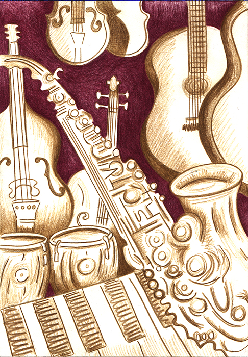 Copy of Musical Instruments