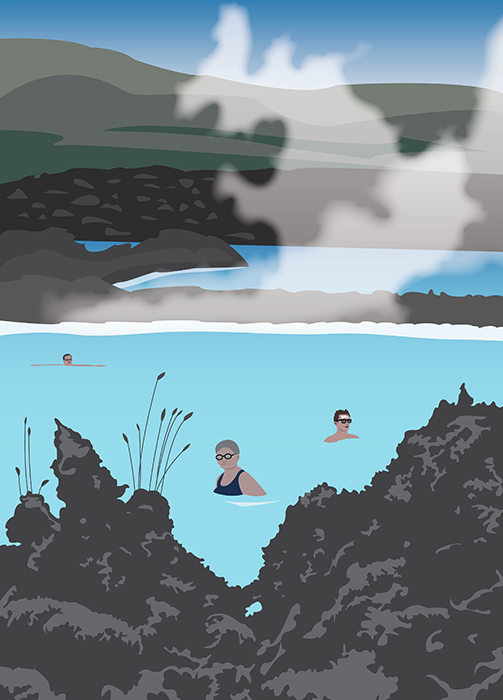 Copy of The Blue Lagoon