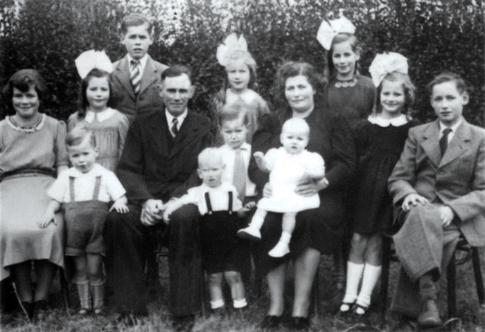 The Herijgers Family - Klein Zundert, Netherlands