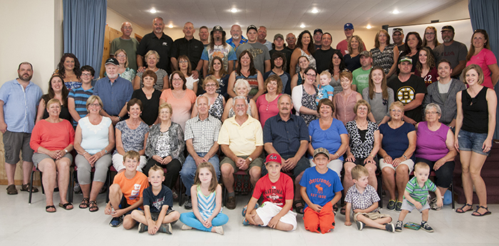 2015 Herygers Family Reunion - Port George, Nova Scotia, Canada (Photo: Andrew Herygers)