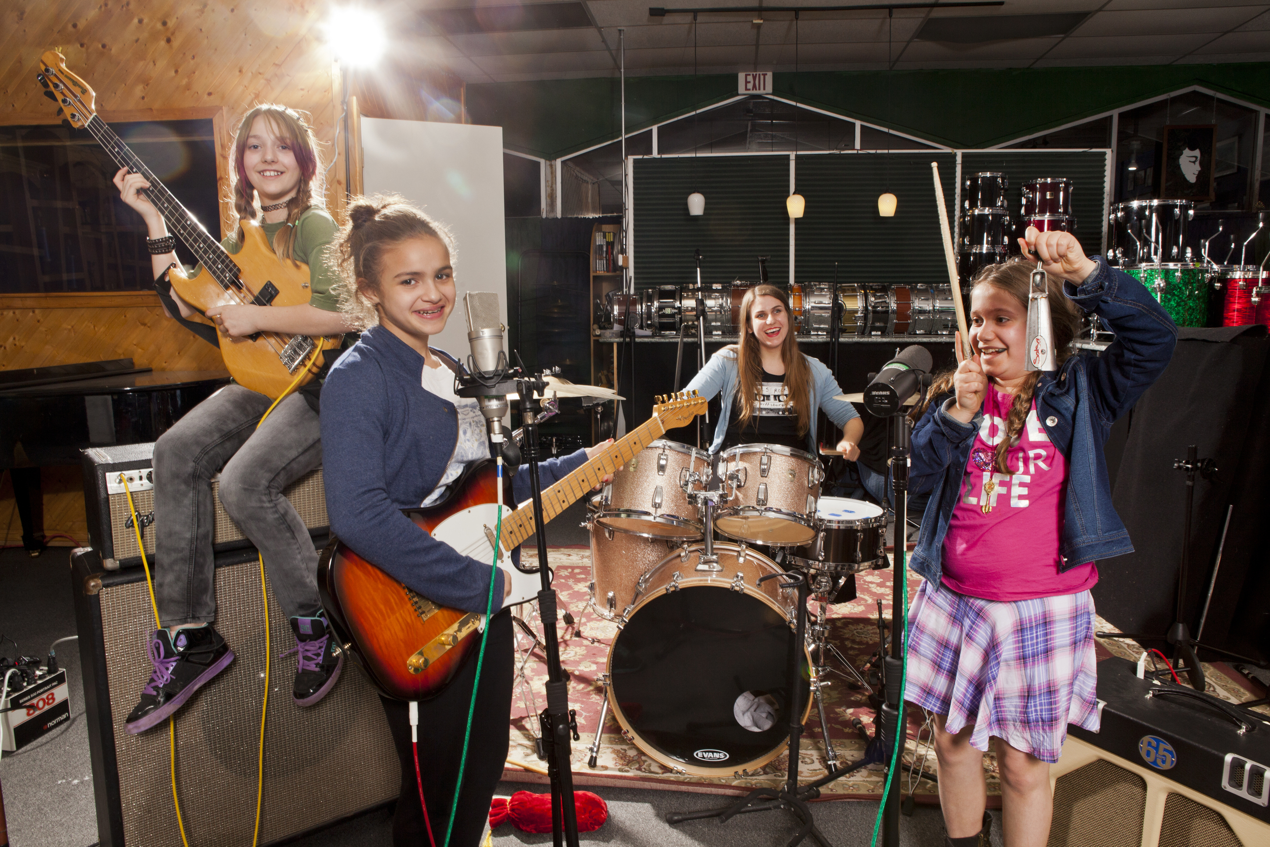 For more information on Girls Rock! Pittsburgh and some music, go to:  https://girlsrockpittsburgh.bandcamp.com