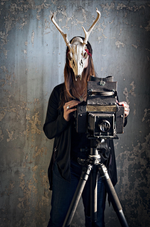 Self-Portrait, 2012.