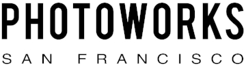 Click on logo above to visit website.PhotoWorks SF can be reached at  415-626-6800 or info@photoworkssf.com