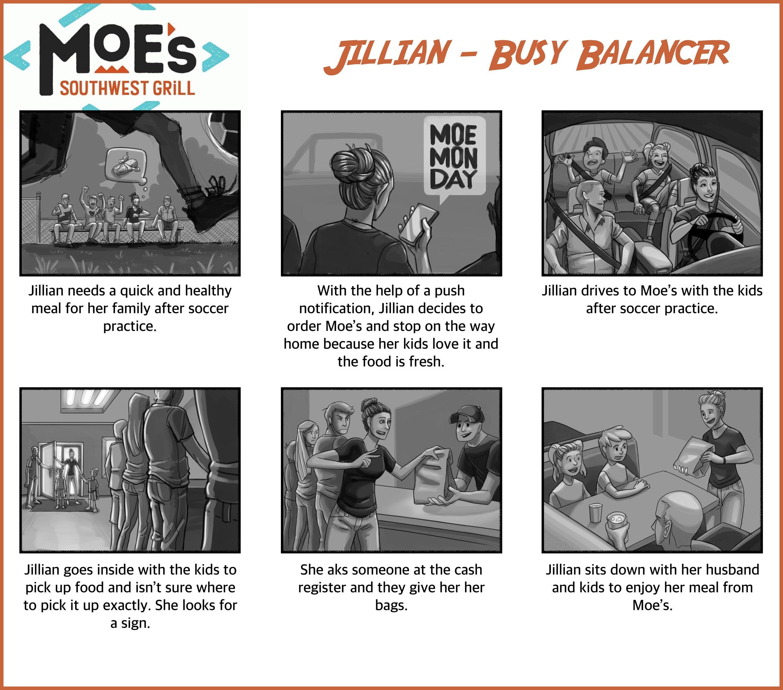 Storyboard - Busy Balancer