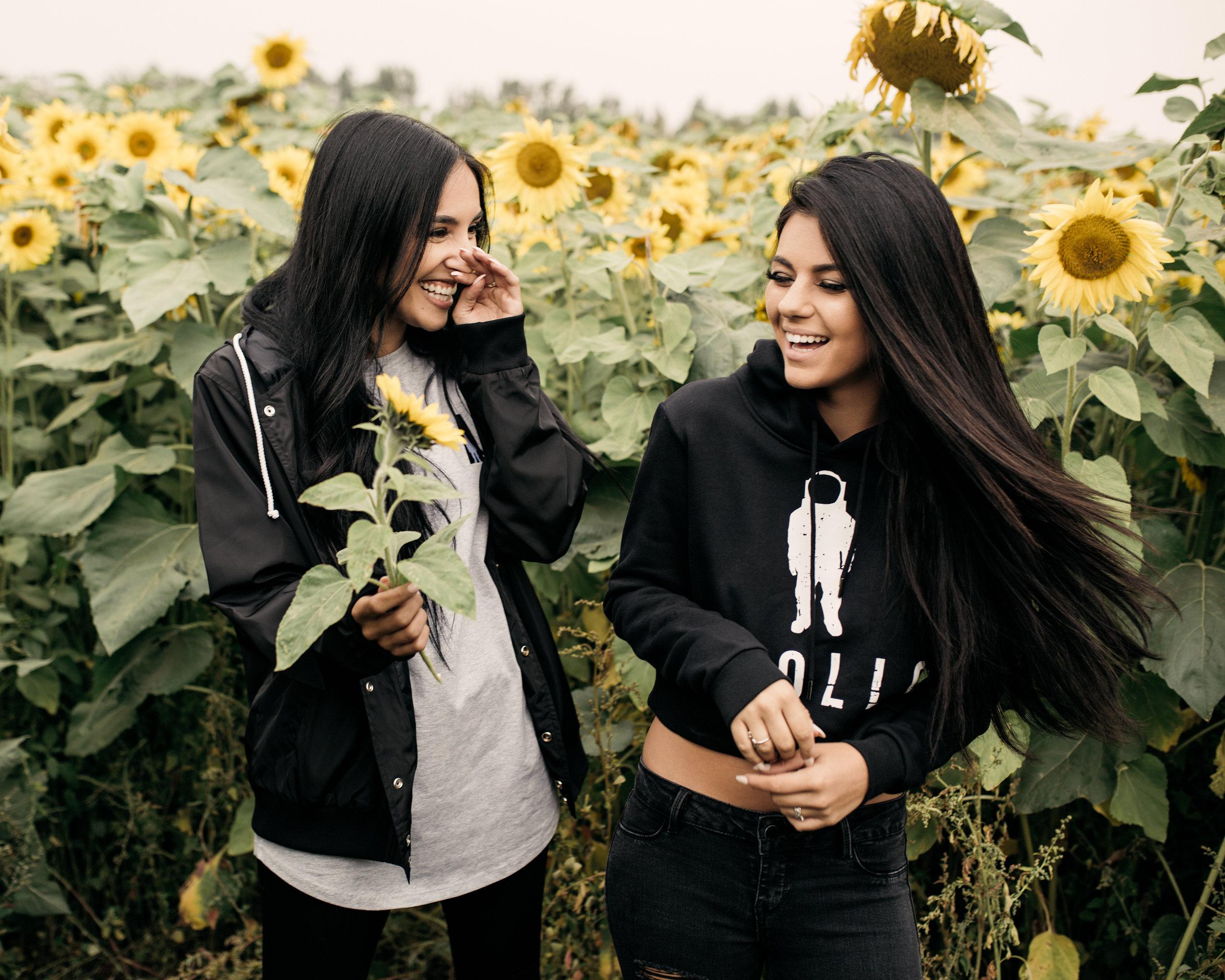 Rebecca & Nicole, the Resurgence Collection