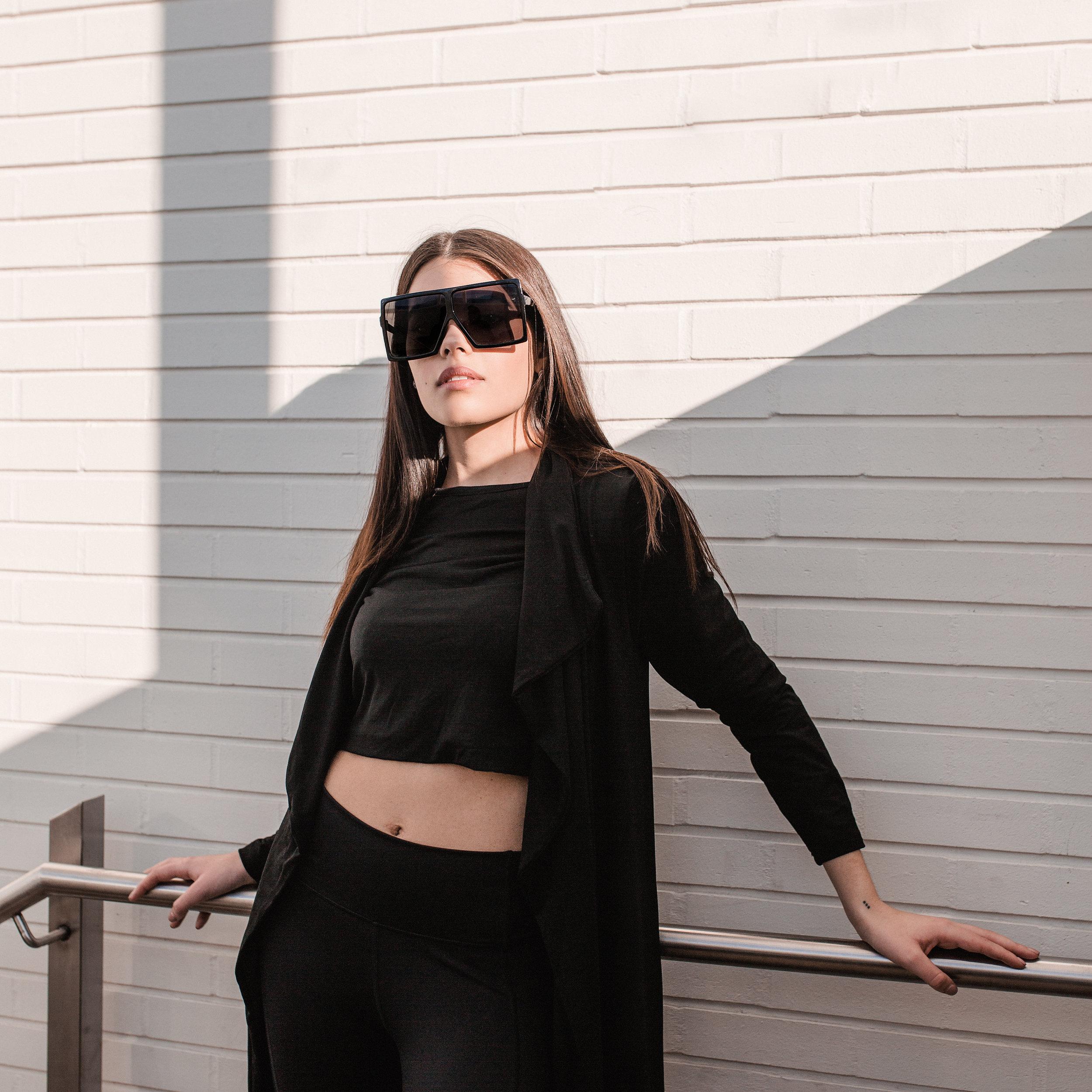 the EMMY DEVEAUX sunglasses
