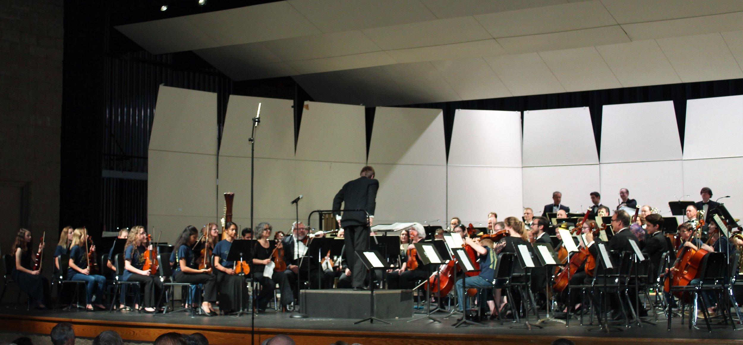 Junior Orchestra — The Carolina Philharmonic