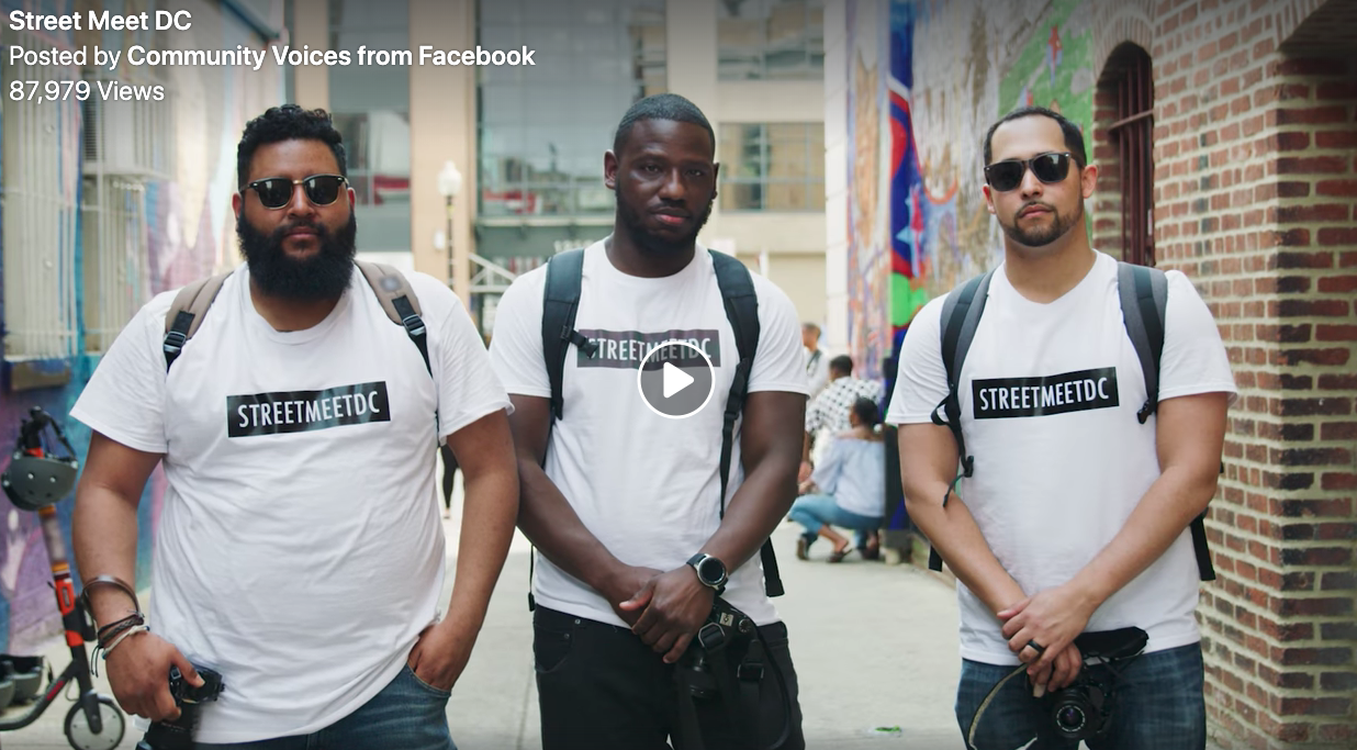 Check us out on Facebook's Community Voices! -