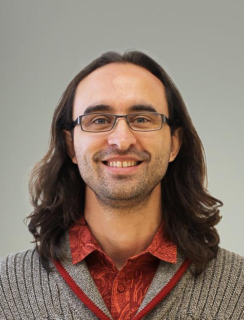 Eric Verbeek Data Specialist