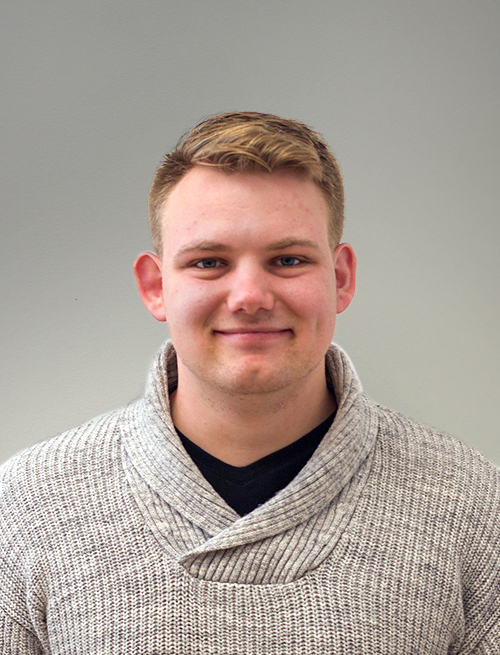 Mark Corfield Digital Marketing Assistant