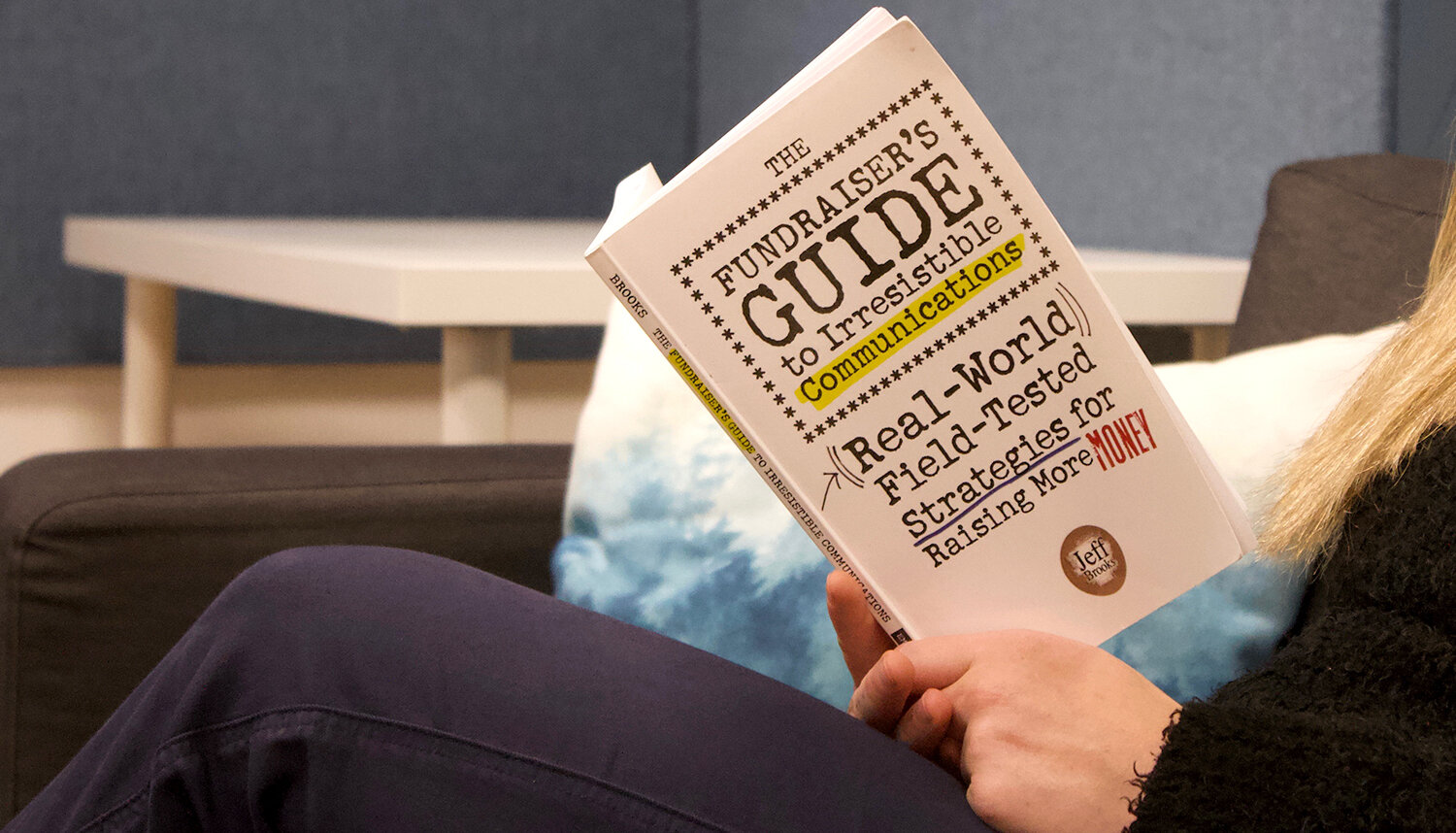 Reviewing The Fundraiser's Guide to Irresistible Communications
