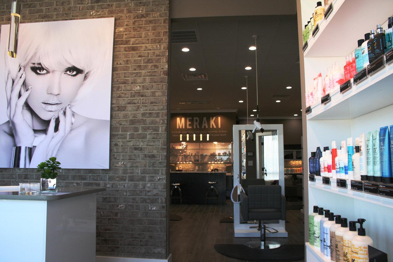 Meraki Hair Studio | Best Hair Coloring Salon - Hair Stylists